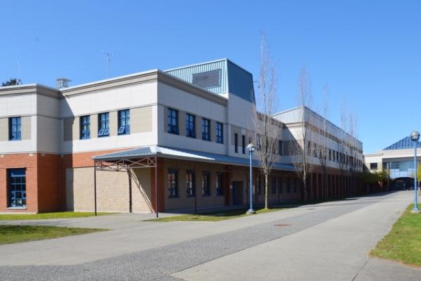 BURNABY SOUTH SECONDARY SCHOOL